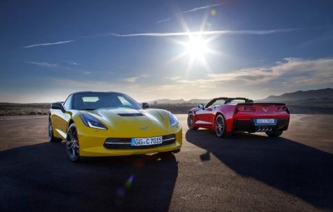 Chevrolet Corvette Stingray 2015 ra mắt bản toàn cầu, giá từ 92.000 USD