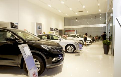 Honda Việt Nam khai trương đại lý 5S thứ 12