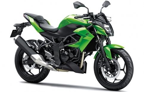 Kawasaki Z250SL 2015: Naked bike cho người mới lái