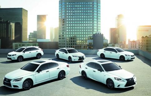 Lexus thừa nhận không thể vượt qua bộ 3 Đức