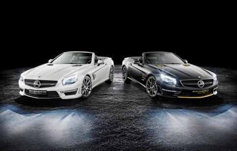 Mừng chiến thắng F1, Mercedes-Benz ra mắt bộ đôi xe mới