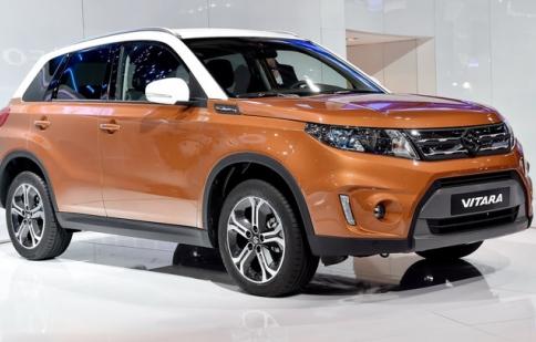 Suzuki sẽ trình làng 6 mẫu xe mới vào năm 2017