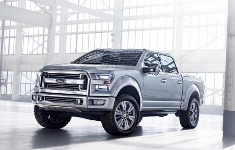 Vua bán tải Ford F-150 sẽ có thêm bản Hybrid