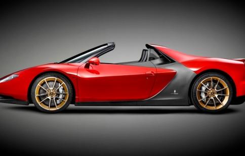 Ferrari Sergio đầu tiên về tay đại gia Ả Rập