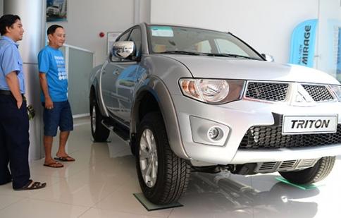 Ôtô Asean chiếm lĩnh thị trường