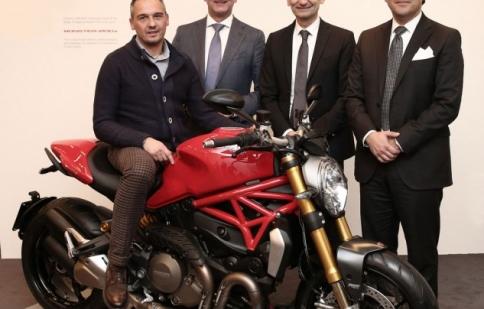 Ducati xuất xưởng 1 triệu xe