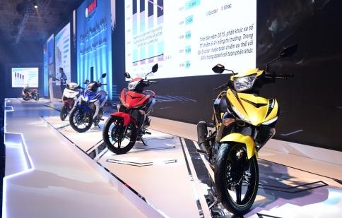 Xem trực tiếp Yamaha Exciter 150 ra mắt
