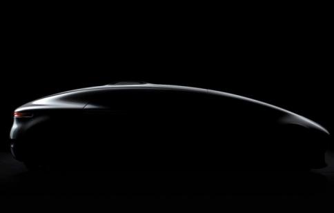 "Mercedes hé lộ ""xe lạ"" cho triển lãm CES"