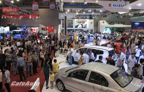 Năm 2014 người Việt tiêu thụ 157,810 xe ô tô