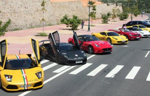 Ôtô sang thuế 200%: Nhiều tiền, chơi đẹp phải chịu đắt?