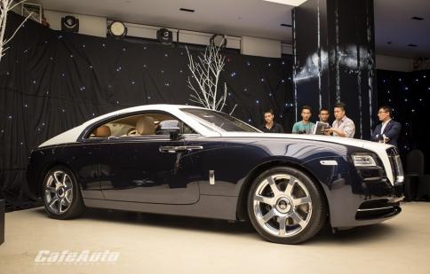 Rolls-Royce ra mắt bộ sưu tập dành riêng cho thị trường Việt Nam