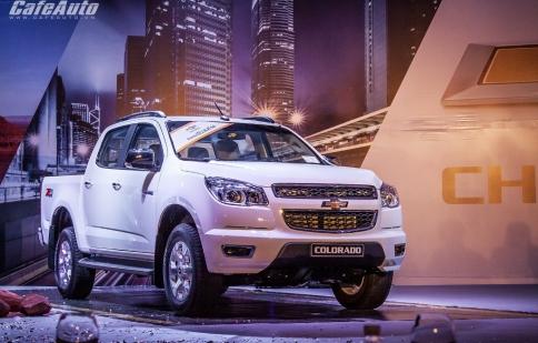 Chi tiết Chevrolet Colorado 599 triệu vừa ra mắt tại Việt Nam