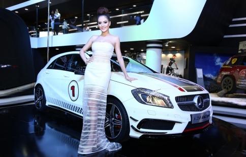 Việt Nam là thị trường tăng trưởng nhanh nhất châu Á của Mercedes