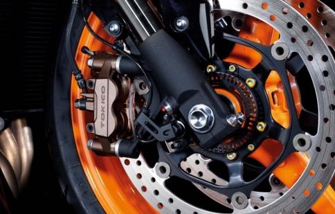 ABS trở thành trang bị bắt buộc trên tất cả xe 125cc ở Ấn Độ