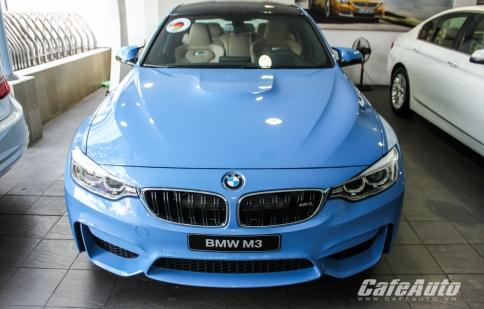 Cận cảnh bộ đôi BMW M màu độc mới đổ bộ Việt Nam