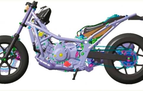 Honda phát triển mẫu tay ga 3 bánh dựa trên NC750