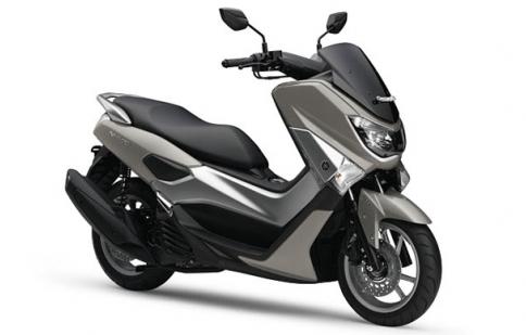 Yamaha NMAX: Đối thủ nặng ký của Honda PCX