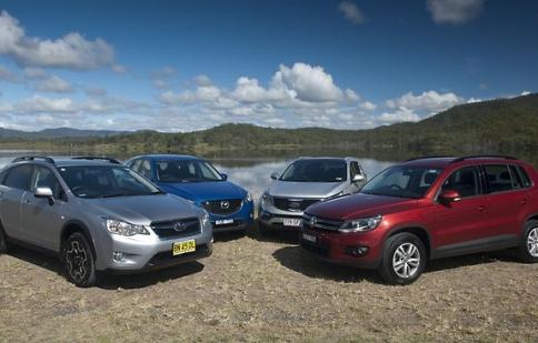 5 xe SUV an toàn nhất năm 2015