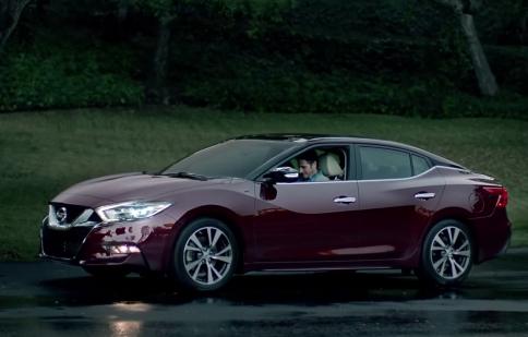 Nissan Maxima hoàn toàn mới bất ngờ lộ diện