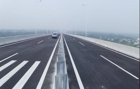 Đi cao tốc Long Thành: Nhanh gấp đôi