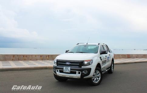 Ford Việt Nam bán được 1,523 xe trong tháng 1/2015