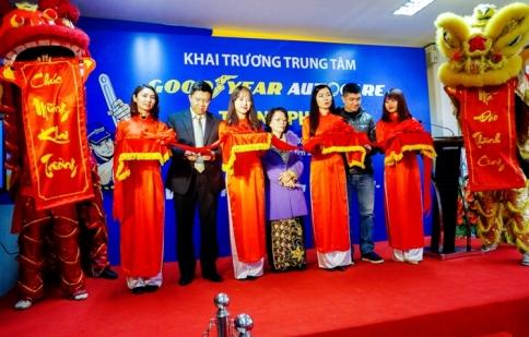 Goodyear ra mắt thêm Autocare tại Hà Nội