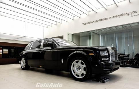 Thêm siêu sang Rolls-Royce Phantom series II về Việt Nam