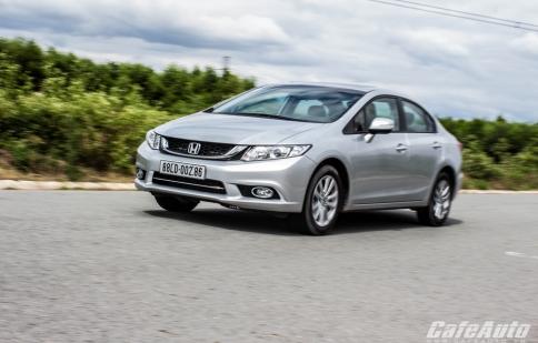 Cơ hội trải nghiệm 3 mẫu xe mới của Honda