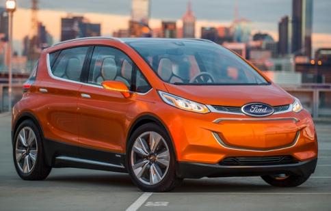 Ford sẽ ra mắt một mẫu xe điện mới vào cuối năm nay