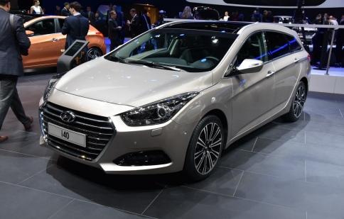 Hyundai nâng cấp mạnh i40 tại Geneva Motor Show