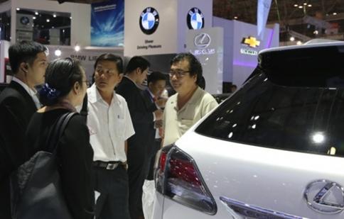 Sẽ giảm nhập khẩu ôtô?