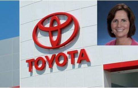 Toyota có nữ CEO đầu tiên trong lịch sử