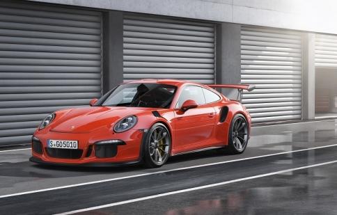 Về Việt Nam Porsche 911 GT3 RS có giá 10,85 tỷ đồng
