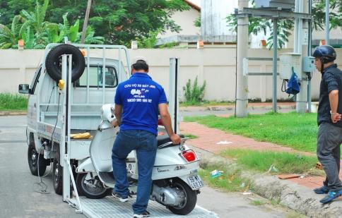 JBR Motorcycle ưu đãi cho chủ thẻ Sacombank
