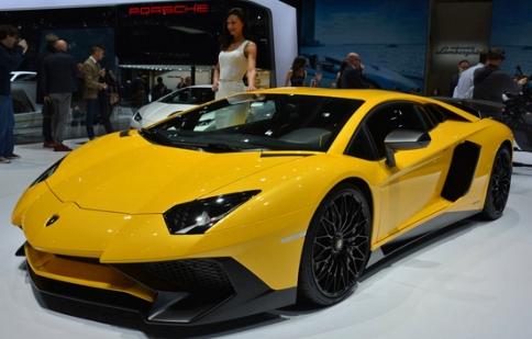 Lamborghini Aventador LP 750-4 SV giá từ 489.600 USD