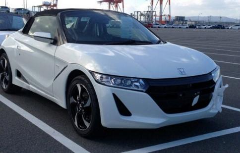 Lộ diện Honda S660 Roadster phiên bản sản xuất