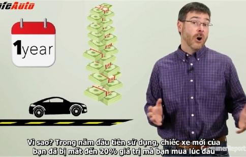 Vietsub: Top xe cũ đáng tin cậy nên mua trong năm 2015