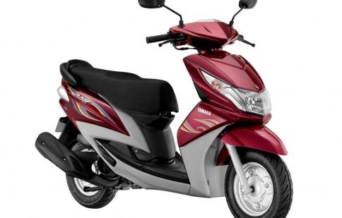 Yamaha nâng cấp toàn bộ động cơ xe tay ga