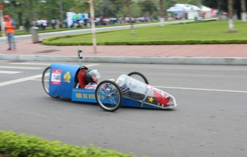 Chung kết cuộc thi 'Lái xe sinh thái – Tiết kiệm nhiên liệu Honda 2015'