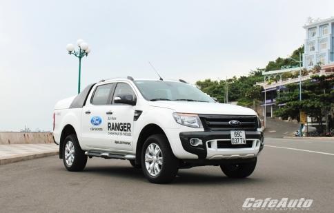 Ford Ranger tiếp tục dẫn đầu phân khúc bán tải trong tháng 3