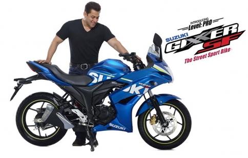 Suzuki Gixxer SF ra mắt ở Ấn Độ, giá chỉ 29 triệu đồng