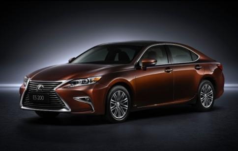 Lexus ES 2016: sang trọng mà hầm hố