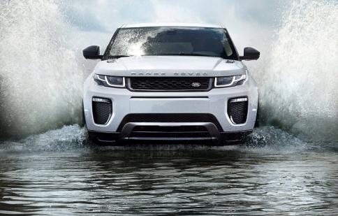 Range Rover Evoque 2016 giá từ 45.380 USD
