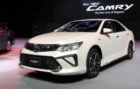 Tuần sau, Toyota Camry 2015 ra mắt tại Việt Nam