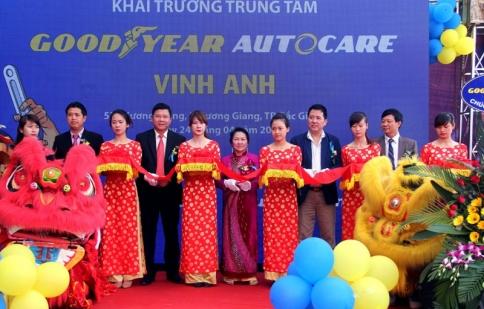 Goodyear mở rộng Autocare đến Bắc Giang