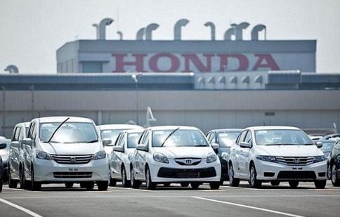 Honda bị truy thu thuế 182 tỷ đồng