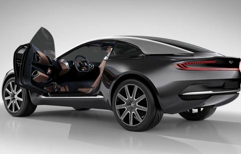 Aston Martin xác nhận đầu tư 300 triệu USD sản xuất SUV