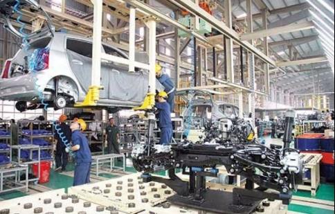Doanh nghiệp sản xuất, lắp ráp ô tô tiếp tục xin ưu đãi