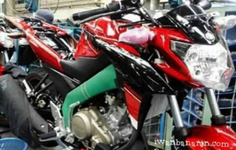 Lộ thiết kế mới của Yamaha Fz150i