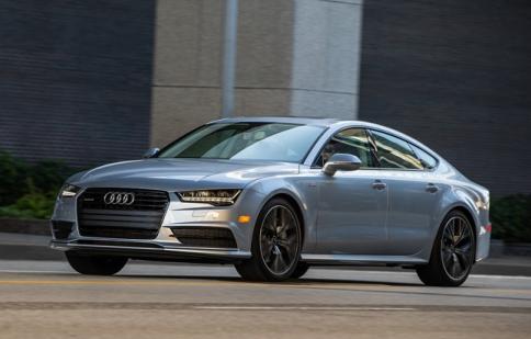 Audi công bố giá các dòng sản phẩm đời 2016